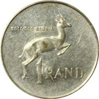 south africa rand silver coin