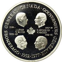 canada proof silver governors general