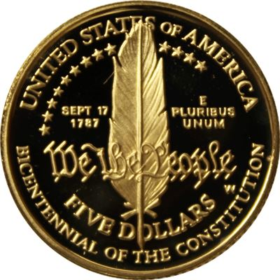 constitution coin gold and silver