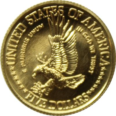 united states liberty coin proof
