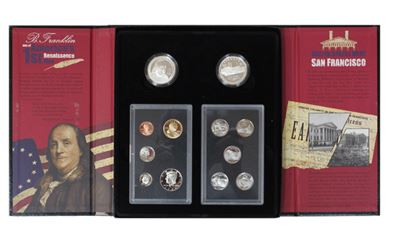 mint american legacy collection