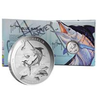 guy harvey proof silver round