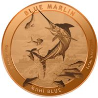 guy harvey copper round avdp