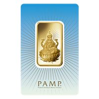 lakshmi gram gold bar pamp