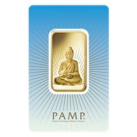 buddha gold bar pamp suisse