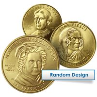 first spouse gold proof mint