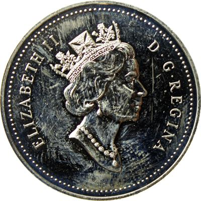 canada proof sterling silver dollar