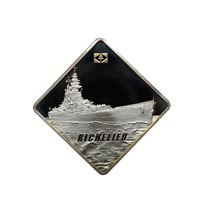 republic palau proof silver richeleu
