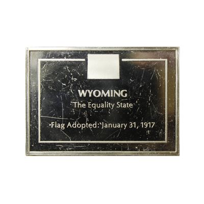wyoming the equality state proof