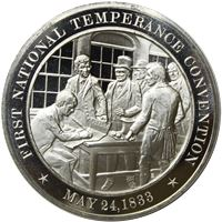 first national temperance convention proof