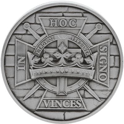 knights templar ultra high relief