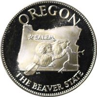 oregon the beaver state proof