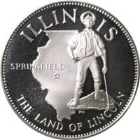 illinois the land lincoln proof