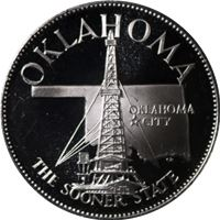 oklahoma the sooner state proof