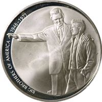 big brothers america sterling silver