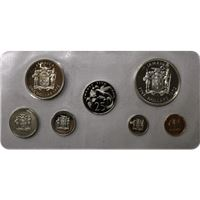 jamaica coin proof set asw