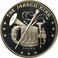 sousa the march king proof