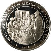 equal representation proof sterling silver