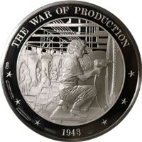the war production proof sterling