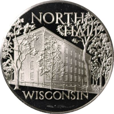 north hall wisconsin proof sterling