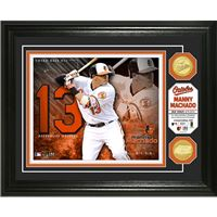 manny machado baltimore orioles coin