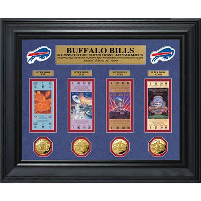 buffalo bills consecutive super bowl