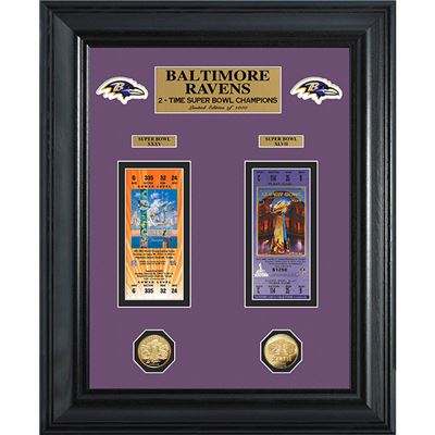 baltimore ravens super bowl deluxe