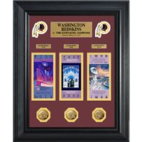 washington redskins super bowl deluxe