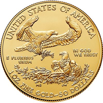 american gold eagle coin brilliant