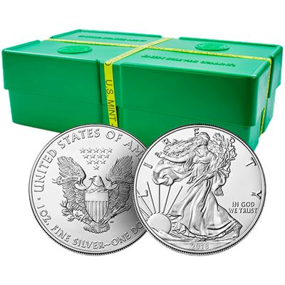 american silver eagle monster box