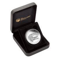 australia saltwater crocodile proof silver