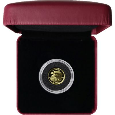 canada american bald eagle proof