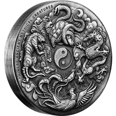 perth mint ancient chinese mythical