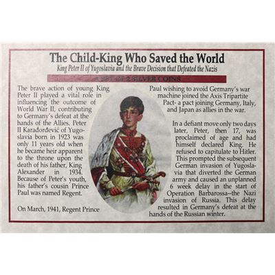 child king who saved the