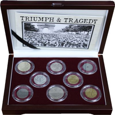 triumph and tradgedy world war