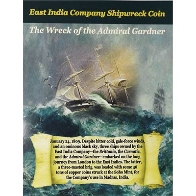 admiral gardner india cash madras