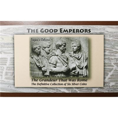 the good emperors ancient rome