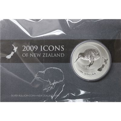 new zealand icons kiwi bird