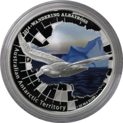 perth mint australian antarctic territories
