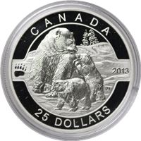 canada series the polar bear