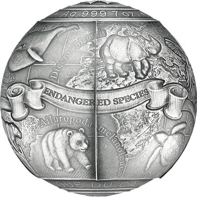 silver sos endangered animal species