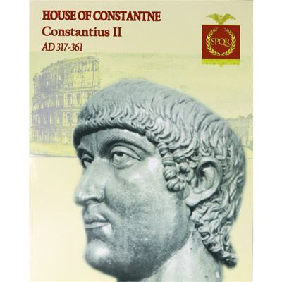 roman empire house constantine ae3