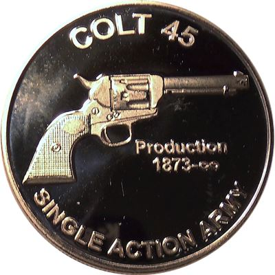 colt copper round avdp pure