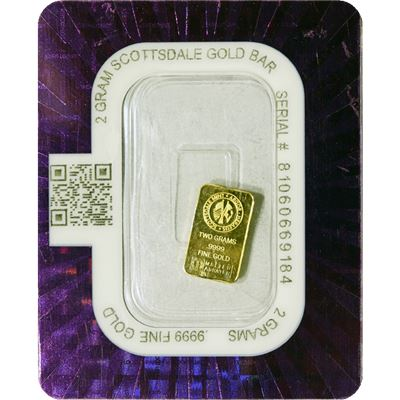gram gold bar random design