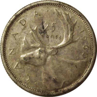 canadian silver cent coin troy