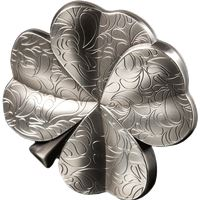 palau silver fortune antique finish