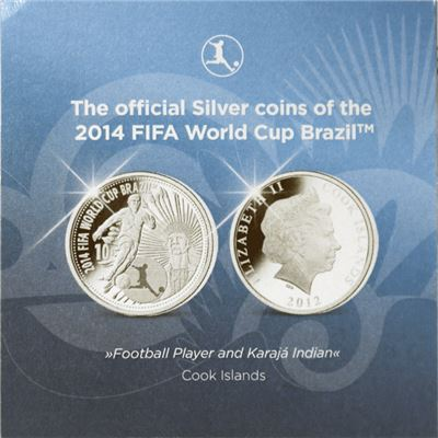 official silver coin the world