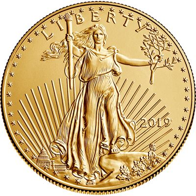 american gold eagle coin