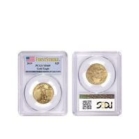 $25 american gold eagle pcgs