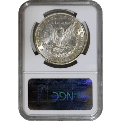 morgan silver dollar ngc ms63